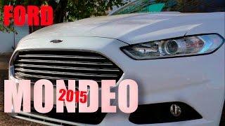 Тест драйв FORD Mondeo 2015 ambiente (смотрины и покатушки)(Ford mondeo ambiente 2015 года выпуска. Базовая комплектация... Двигатель 2,5 куб.см 149 л.с. АКПП, Цвет белый. Резина Стать..., 2015-09-23T16:26:57.000Z)