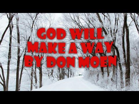 god-will-make-a-way-w/lyrics