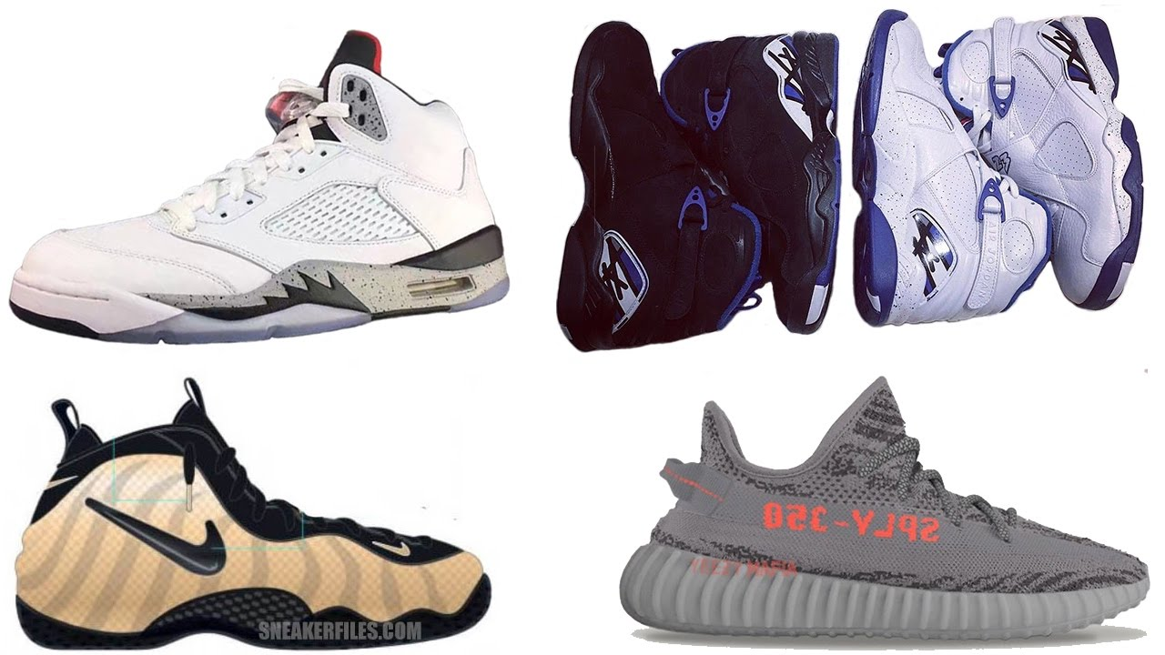 new product 4e7ce e6101 Air Jordan 5 Cement, OVO Jordan 8, Yeezy 350 V2 Beluga 2.0, Foamposite Pro  Gold and More