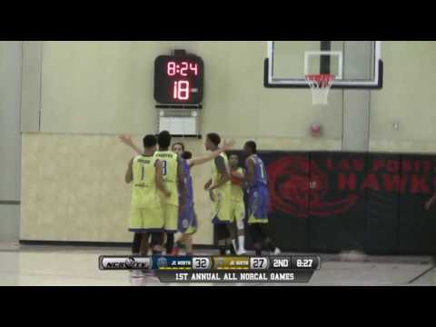 Game Highlights Men's Junior College North vs South All-Stars 4/2/17