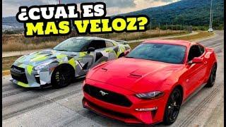 ¡C0RRIENDO VS EL GTR DE ATRX! │ManuelRivera11