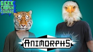 Animorphs - All You Need To Know About the Animal-Morphing Heroes - Geek Crash Course