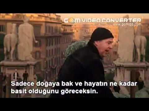 Andrei Tarkovsky-- Bir Delinin Haykırışı--Nostalghia(Türkçe Altyazı)-Farid Farjad-