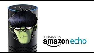 Amazon Echo: Murdoc Niccals Edition