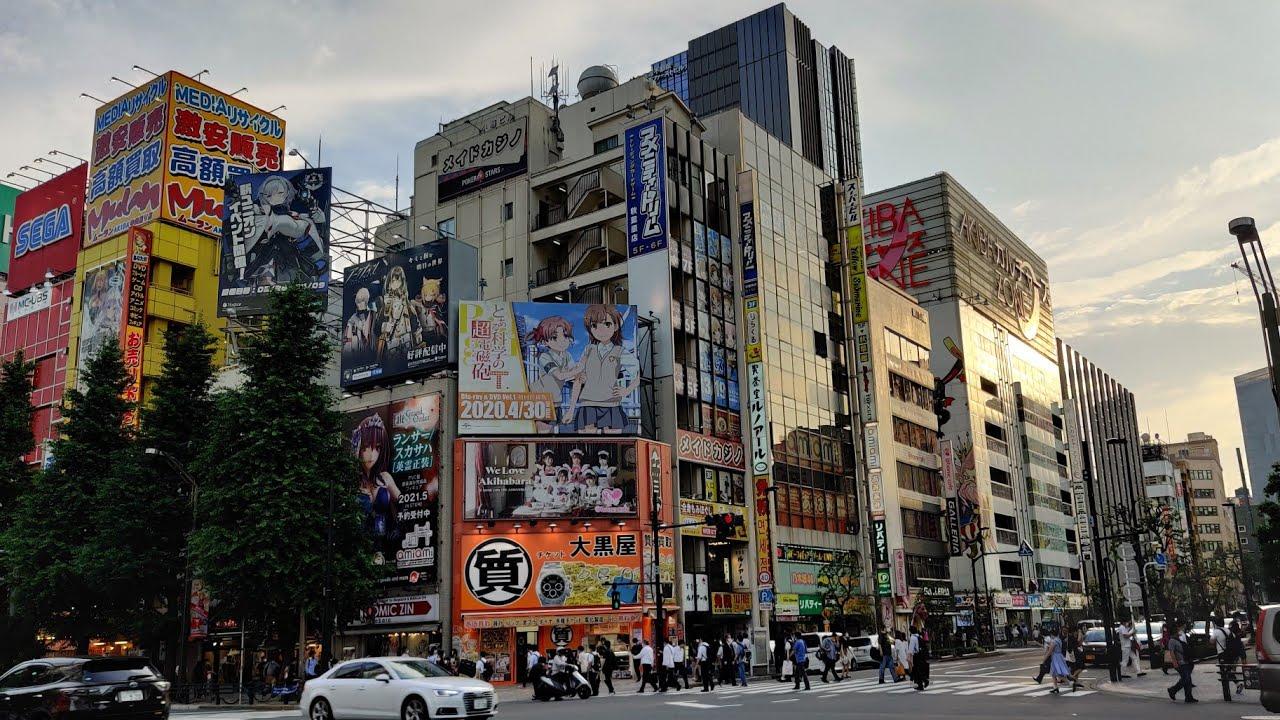 4K Tokyo Walk - People Are Returning to Akihabara - 秋葉原 - June 2020