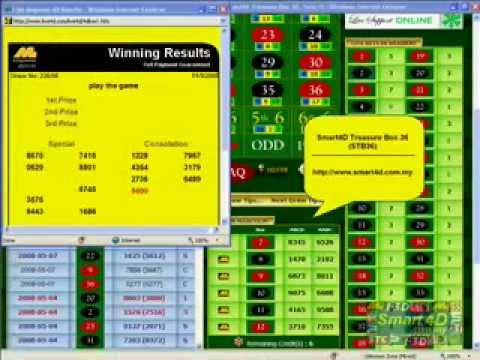 Malaysia Singapore Live Draw 4D Results in Smart4D Predictions