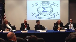 Securing the Homeland: Information Sharing and the Role of Law Enforcement Seminar