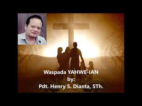 WASPADA YAHWE-IAN