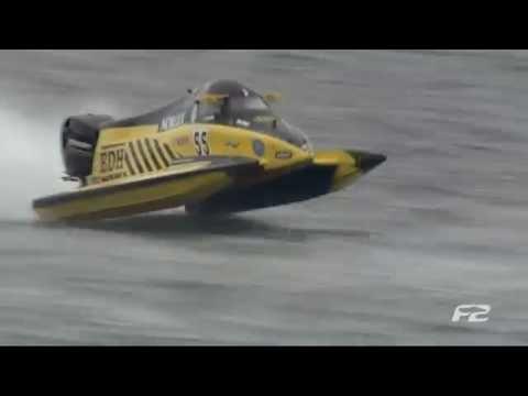 UIM F2 Grand Prix of Tonsberg 2016 - Race
