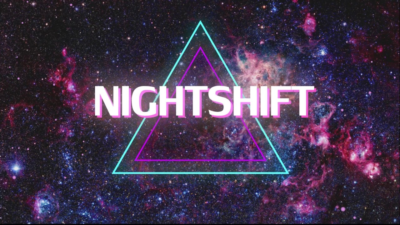 80s Neon Title Sequence - After Effects (Vaporwave Triangle)