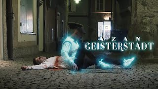 AZAN - GEISTERSTADT (OFFICIAL VIDEO) prod. by Zinobeatz & Lex Andro