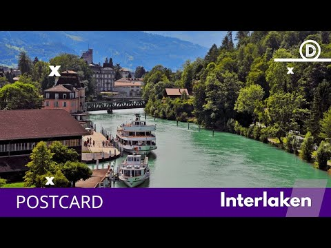 Interlaken | postcard mp3