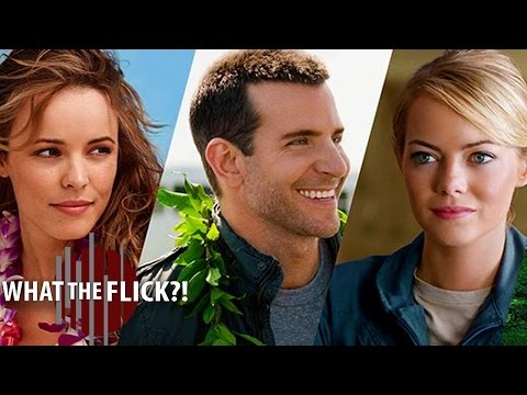 Aloha (Starring Bradley Cooper, & Emma Stone) Movie Review