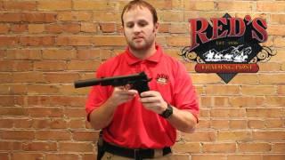 gsg 22 lr 1911 tactical handgun demo