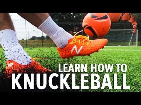LEARN HOW TO KNUCKLEBALL