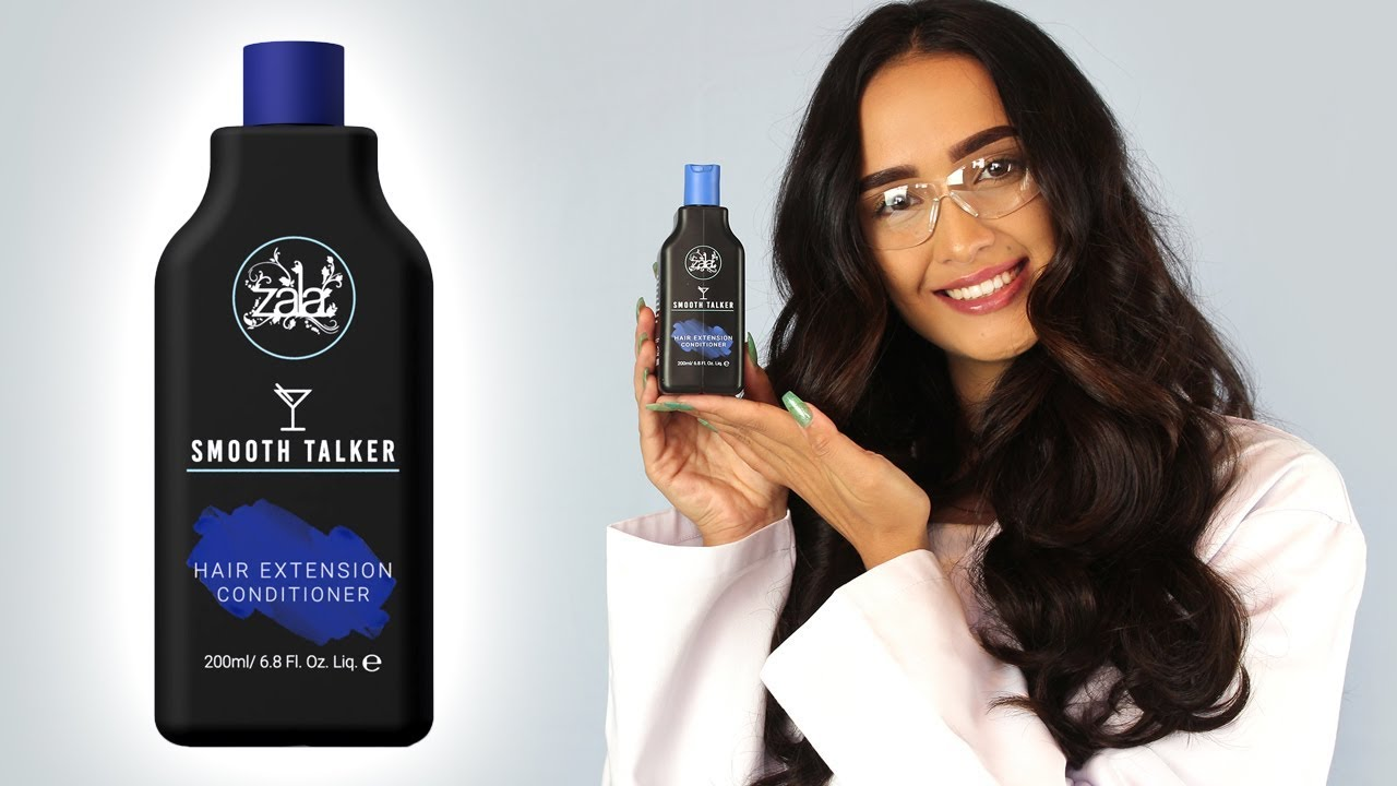 Smooth Talker Hair Extension Conditioner Zala Hair Extensions
