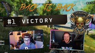 BLACKOUT - Back to Back Duos Wins w/ UberNick!