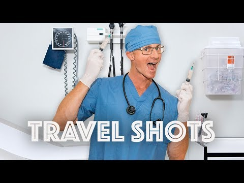 GETTING MY TRAVEL VACCINATIONS (plus Some Tips)