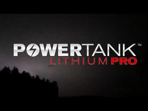 PowerTank Lithium Pro Product Tour