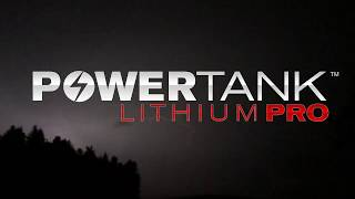 PowerTank Lithium Pro Product Tour