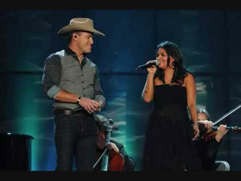 In Your Arms Again-George Canyon and Crystal Shawanda