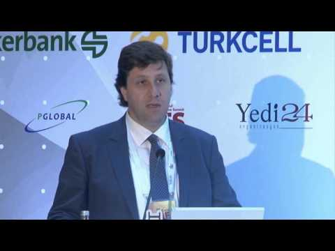 IFS 15 Oturum 9.  Düşük Gelirli bir Dünyada Yatırım Bankacılığı ve Diğer Finansal Kurumlar