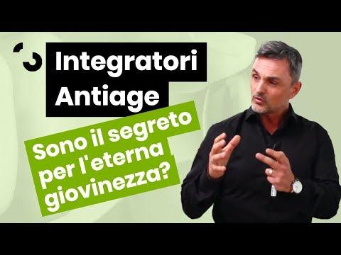 Gli Integratori Antiage sono il segreto per l'eterna giovinezza? | Filippo Ongaro