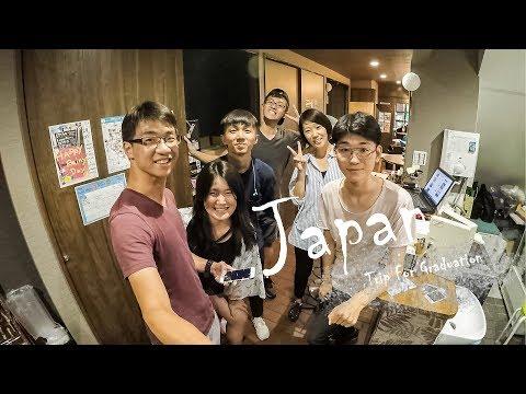 Japan Trip 2017  || Kyoto, Osaka | Sony action cam