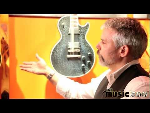 James A. Willis' Gibson Art & Guitars Festival Interview at The Music Zoo