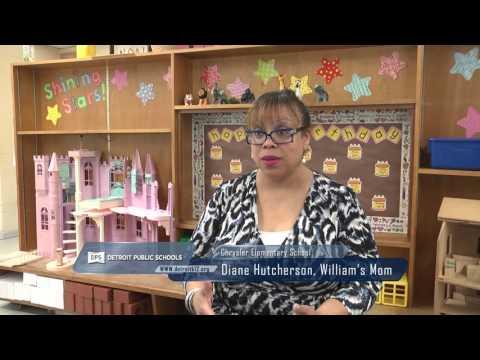 Chrysler Elementary School of the Week Profile