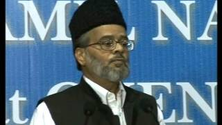 Khilafat Centenary Conference at Chennai -Presidential Address By Nazir Sahib Aala