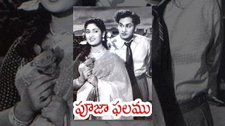 Pooja phalam | full length telugu movie | anr | savitri | jamuna