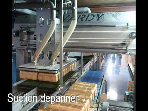 Industrial Bakery Divardy Line