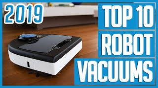 Robot Vacuum: Best Robot Vacuums 2019 - Top 10