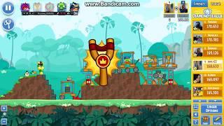 Angry Birds Friends Tournament 25-05-2017 level 3  AngryBirdsFriendsPeep