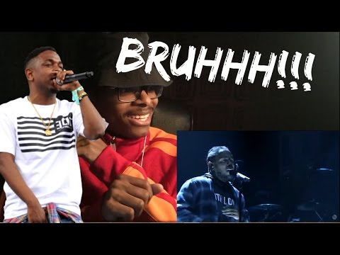 Kendrick Lamar Untitled 2 (Reaction) BRUH !