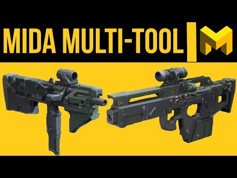 Destiny 2: Mida Multi-Tool / Mini-Tool Review