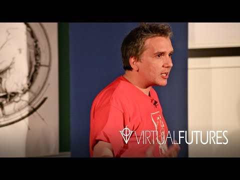 No Time | Mark Fisher | Virtual Futures 2011