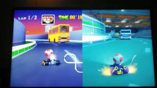 Starlings and cap 'react to Mario kart 8 deluxe