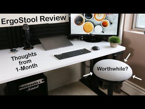 Should You Buy an ERGONOMIC STOOL? Autonomous ErgoStool Review
