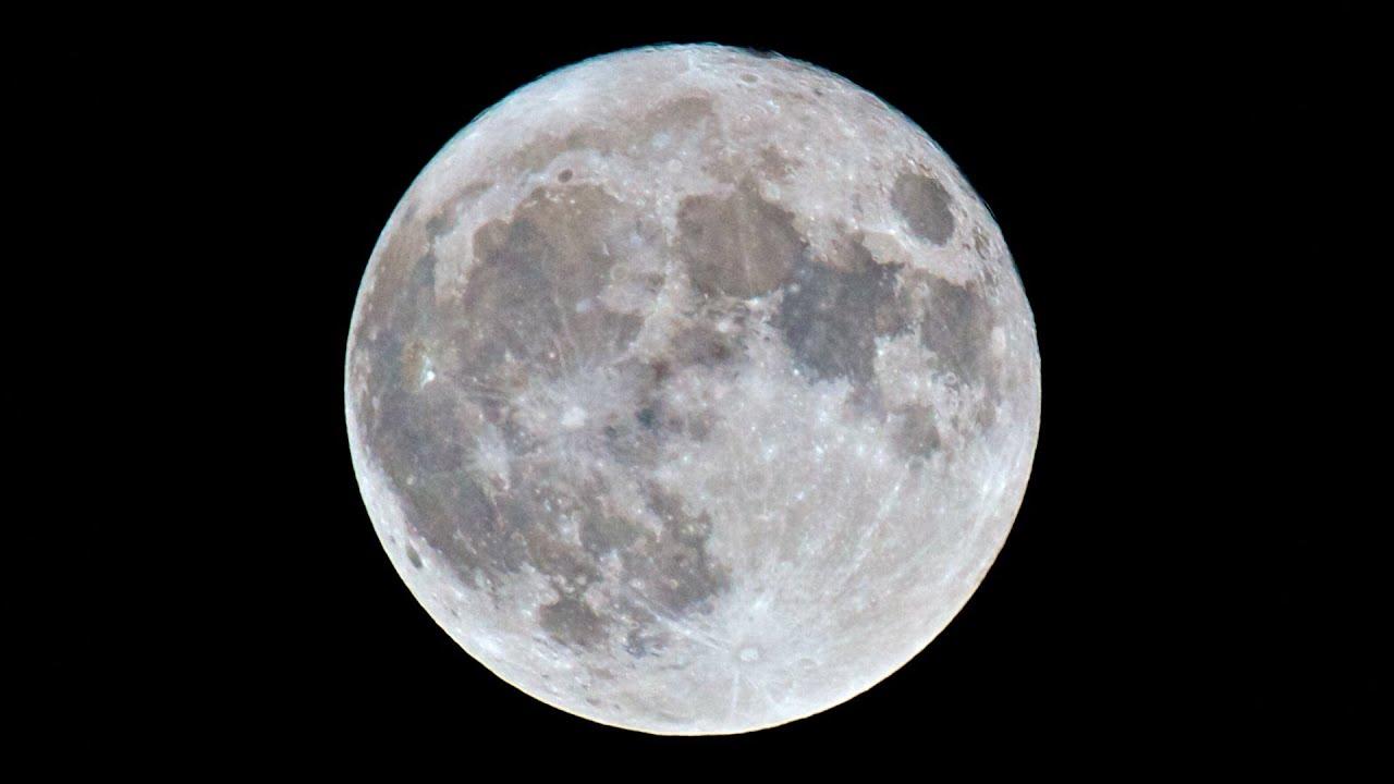 Supervollmond In Fullhd Mond Vollmond Moon Luna