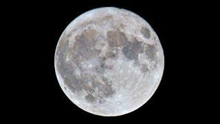 Supervollmond in fullhd -- (mond, vollmond, moon, luna, lune)