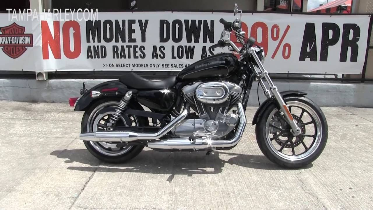 2017 Iron 883 For Sale Augusta Ga >> 2016 Harley Davidson Sportster 883 Superlow For Sale 2017 August