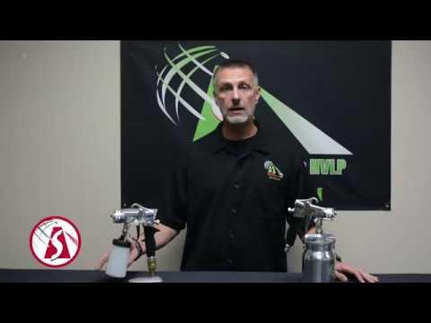 How To Clean Your Apollo 5000 Series Spray Gun