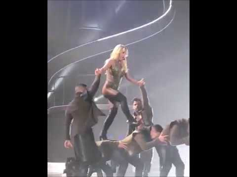 Must Watch! Britney Spears Concert Performances At Las Vegas
