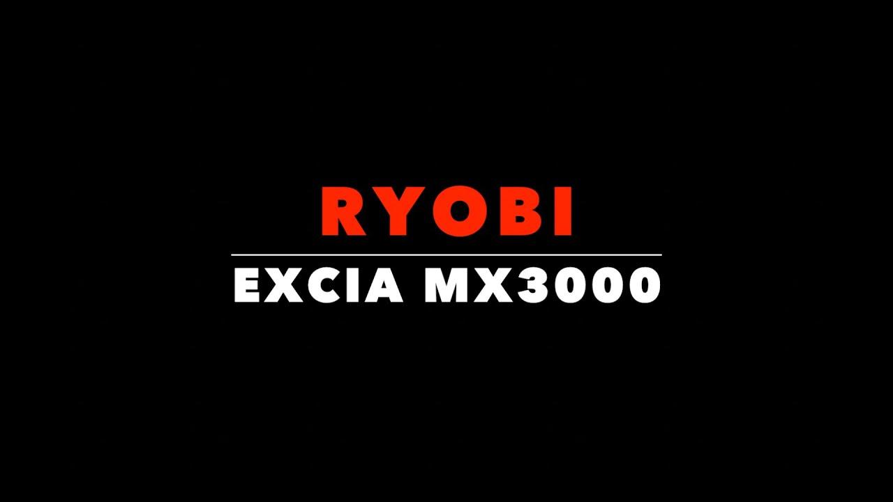 Обзор катушки Ryobi Excia MX3000