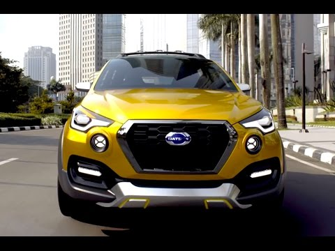 new upcoming 2017 Datsun GO-Cross review