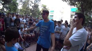 DAM vs GIOV - 16avos (5E x ACRU) - El Quinto Escalon