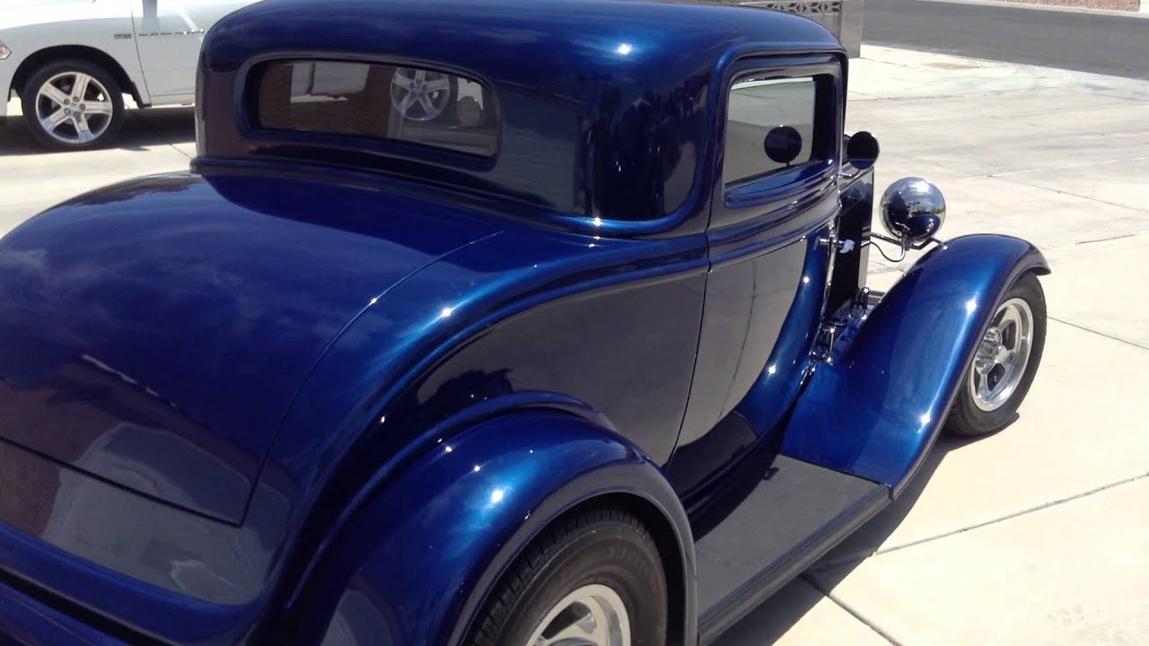 1932 ford 3 window coupe for sale youtube for 1932 ford three window coupe for sale
