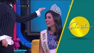 Maria Harfanti Menjadi Miss World Asia